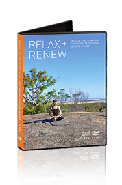 Relaxa + Renew - A meditation and relaxtion DVD for body mind and soul